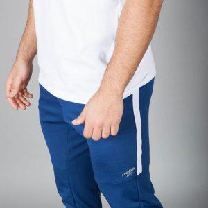 Calças de Fato de Treino Azul PEBA