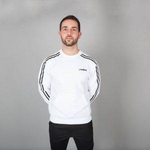 Sweatshirt Branca PEBA
