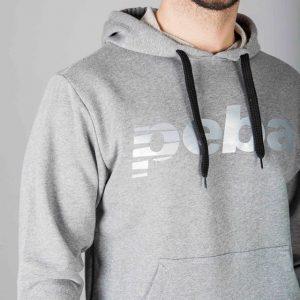 Sweatshirt Cinza PEBA