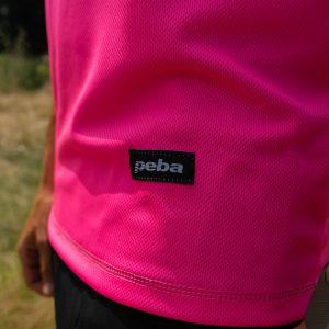 Camisola de treino PEBA Rosa